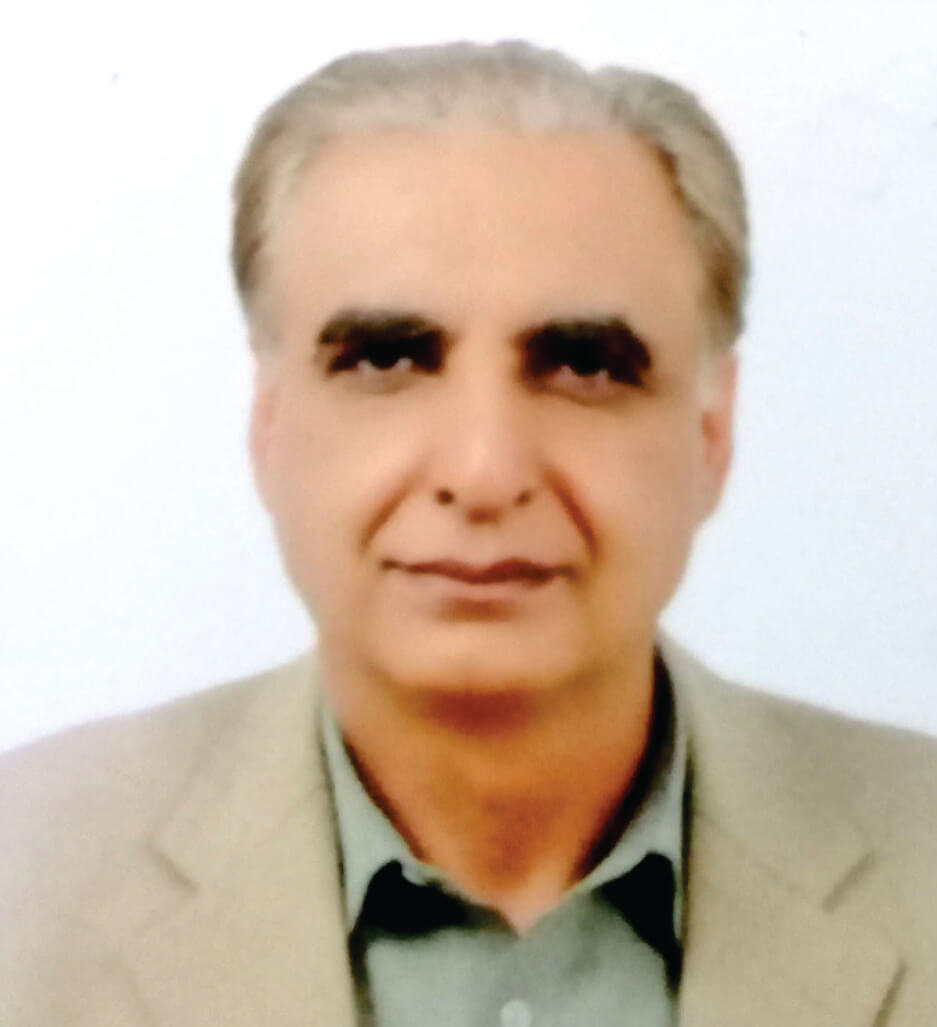 Engr. Noor Qasim Khan (CEO WSSCA)