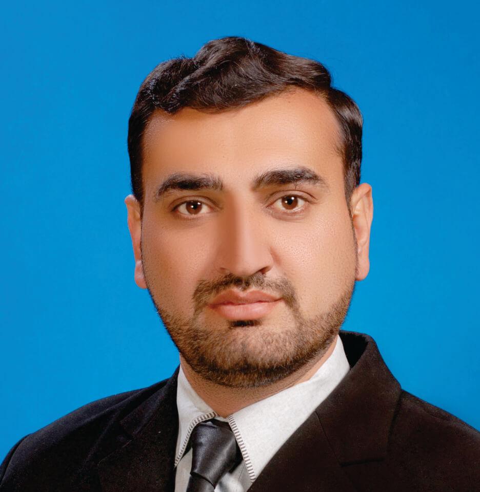 Hussain ahmad (Sanitary Inspector SWM)