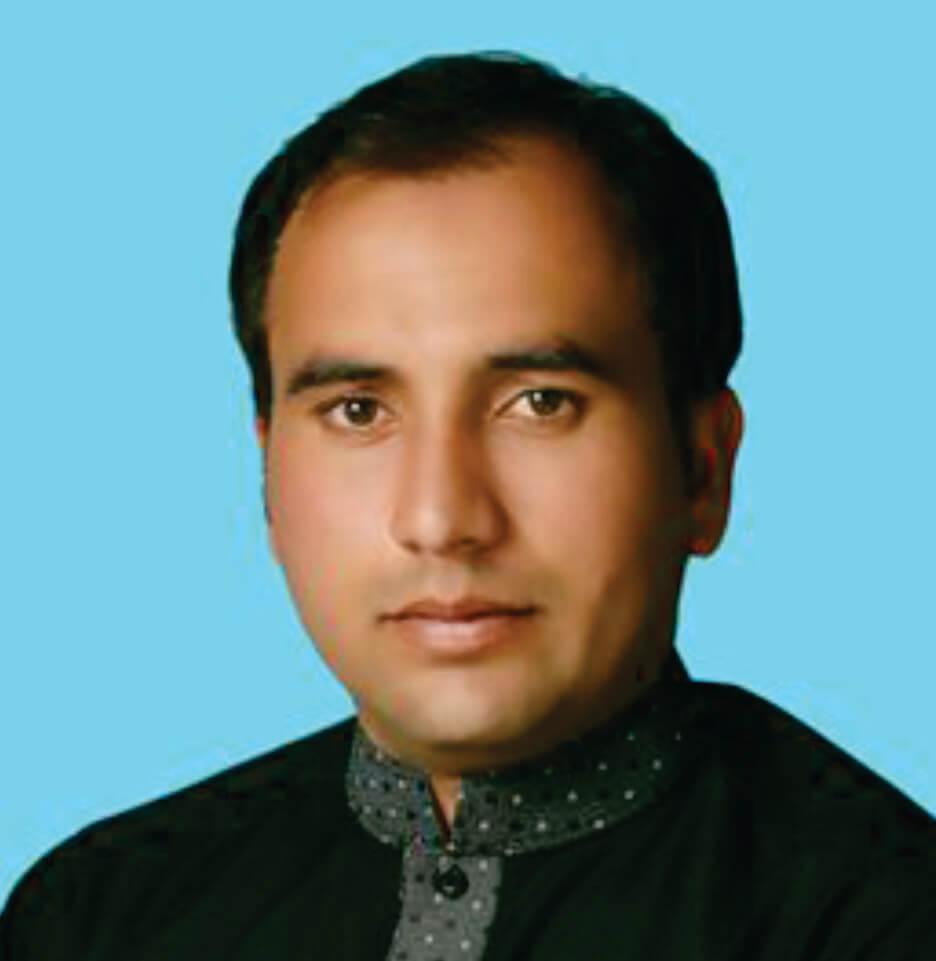 Sardar Kamran (Sub Engineer WS)