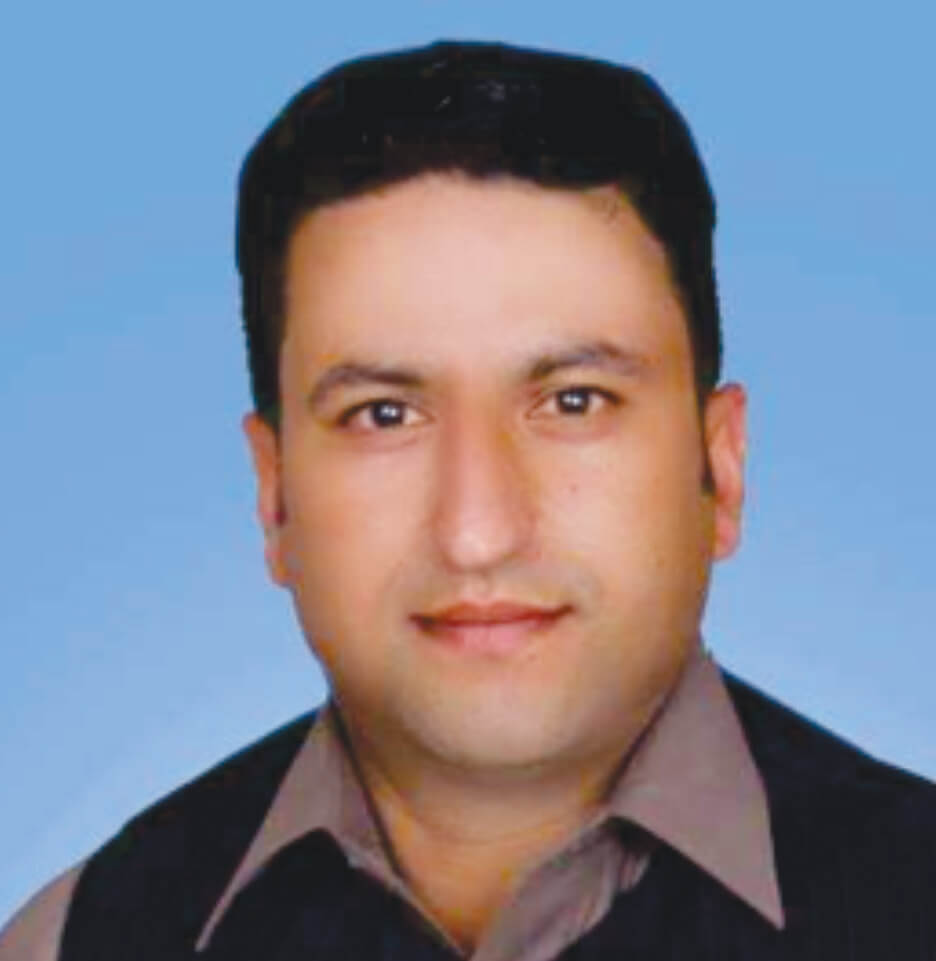 Shah Haroon (Sanitary Inspector SWM)