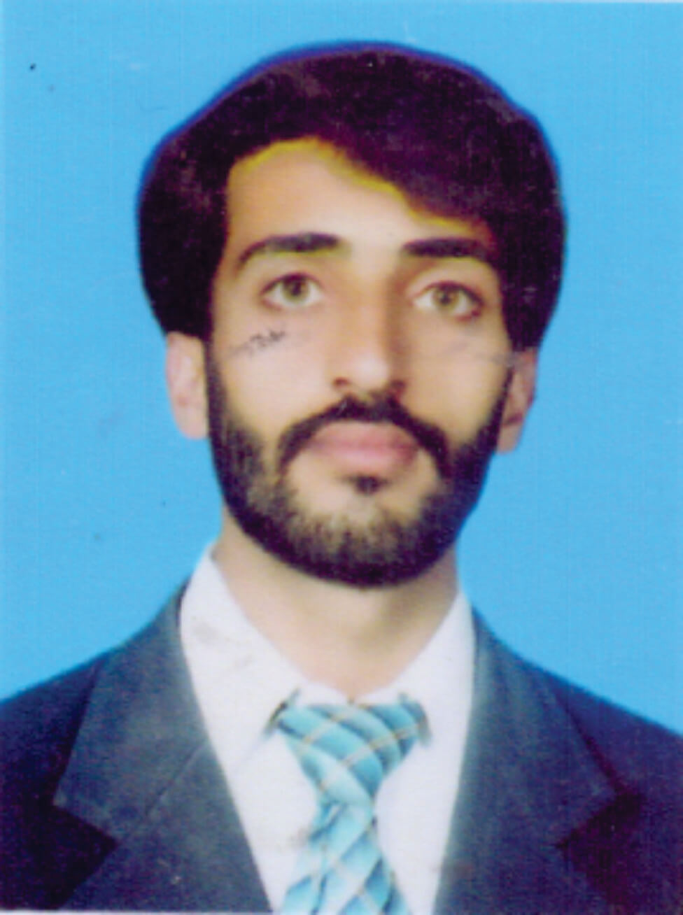 Tahir Khan (Office Assistant Projects)