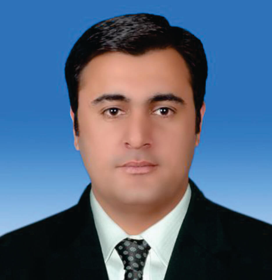 Umar Swati (Assistant Manager C&MM)