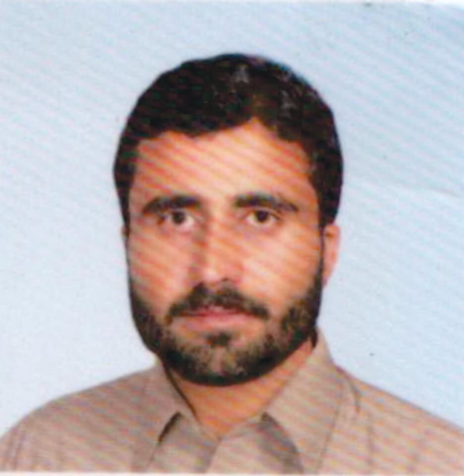Ummad Shabbir (Sub Engineer WS)